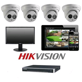 cctv cameras supply and fit or repaired