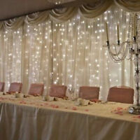 Backdrop Fabrics and Headtable Swags