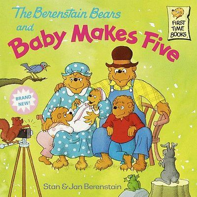 (The Berenstain Bears and Baby Makes Five by Stan Berenstain, Jan Berenstain )