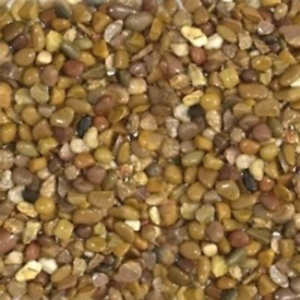 Gravel £32.40 a ton that's how much it is out of the ground