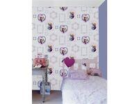 kids wallpaper Frozen Frames 3 rolls £5