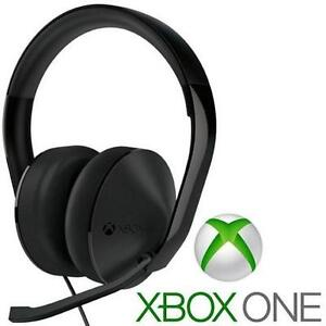 USED XBOX ONE STEREO HEADSET - 106775863 - VIDEO GAMES - MICROSOFT