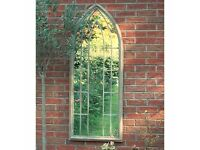 Ascalon Gothic Arches Garden Mirror