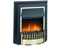 Electric Fireplace: Cheriton Optiflame