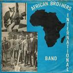 LP gebruikt - African Brothers International Band - Africa..