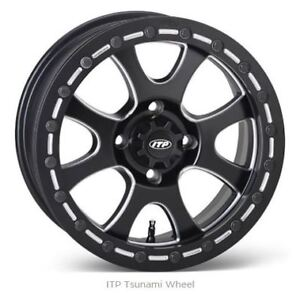 ATV Wheel, Side x Side Wheels - ITP Tsunami