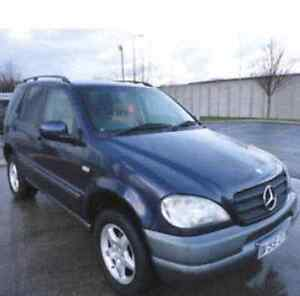 99 Mercedes ml 320  Benz $1700 SUV for sale