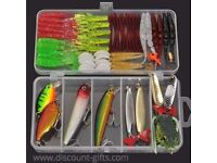 8 Style Multi Fishing Lures