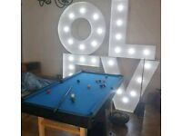 Pool table Great condition Blue cloth