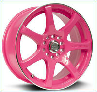 Roues (Mags) RTX Ink - Diva 16 pouces 5-105/114.3