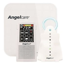 *NEW* Angelcare AC701 Digital Touch Screen Movement & Sound Baby Monitor