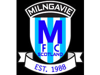 Milngavie Football Club Looking for Coaches