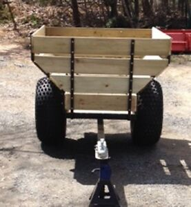 Single Axle ATV Trailer...nst