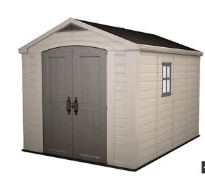 Outdoor Shed 8 by 11
