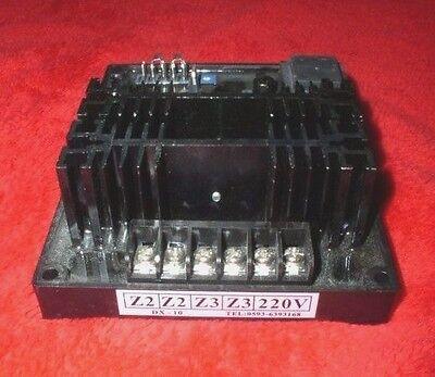 Stc Brush Automatic Voltage Regulator Avr 220-480 Volt Dx-10