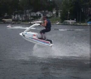 Looking for a stand up jet ski