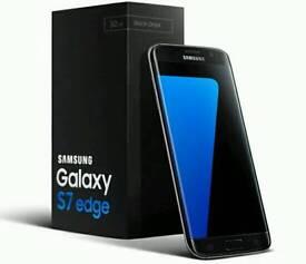 Samsung s7 edge black onyx