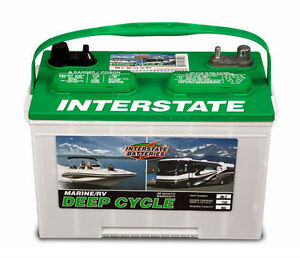 Camper, RV, Motorhome Battery