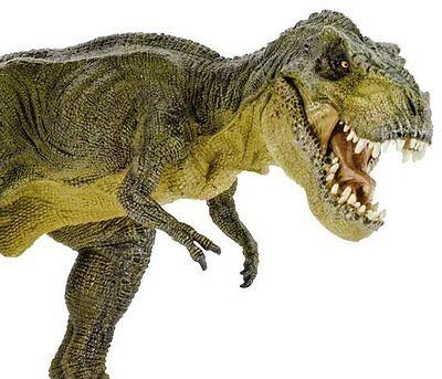 Papo T Rex Dinosaur Quality Dino Lizard Animal Replica Figure Jurassic Toy Model