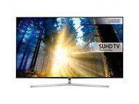 "SAMSUNG UE55KS8000 Smart 4k Ultra HD HDR 55"" LED TV RRP£1400"