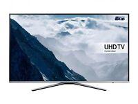 """Samsung 43"""" smart 4k UHD Tv HDR slim design Bargain Excellent condition"""
