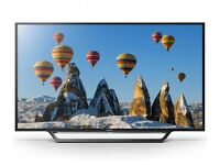 "40"" SONY SMART LED TV FREEVIEW FULL HD USB GREATWORKING ORDER WITH REMOTE CAN DELIVER BARGAIN"