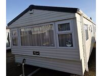 2016- 3 BEDROOM DOUBLE GLAZED AND CENTRAL HEATED- STATIC CARAVAN FOR SALE-