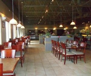 River Rock Steak House, business for lease or sale