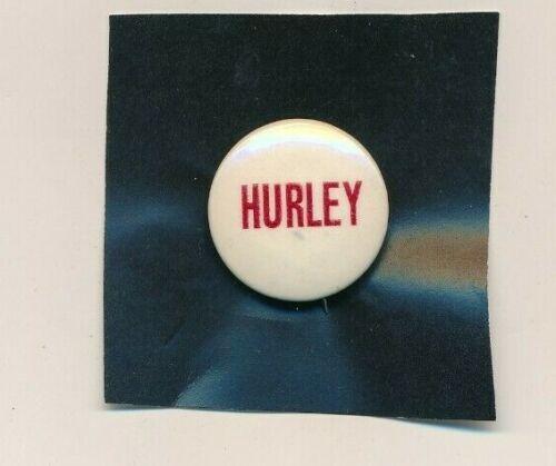 """1946 Pat Hurley for US Senate 1"""" cello New Mexico NM campaign button"""