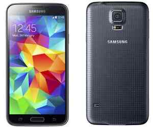 Samsung S5, 16GB, Bell, no contract *BUY SECURE* Peterborough Peterborough Area image 1