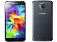 Samsung Galaxy S5 UNLOCKED mobile phone IMMACULATE - Colour Black