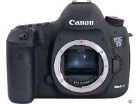 Canon 5D Mark III DSLR!!