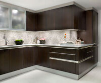 Highly skilled cabinet installers/carpenters available.