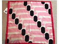 Silk scarf Orla Kiely