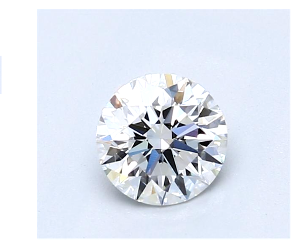 Diamond 0.38CT Natural Loose Round Cut Brilliant H Color VS2 GIA Certified