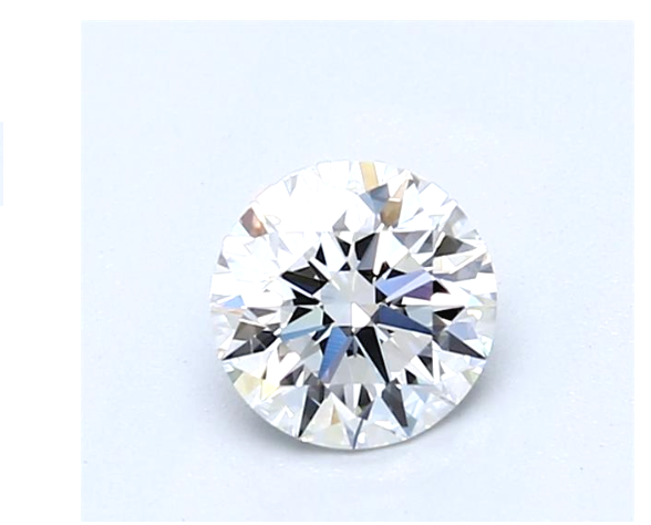 Diamond 0.35CT Natural Loose Round Cut Brilliant I Color SI1 GIA Certified