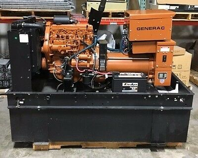 Generac Liquid Cooled Diesel Engine Model 88a02079-s 15kw 60hz
