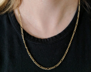 Gold Necklace - 14kt - 21 inches - Mint