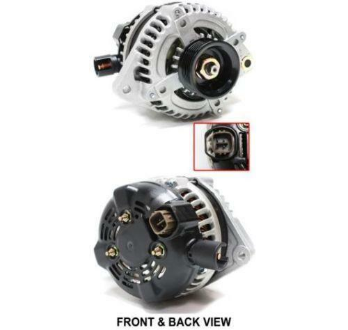 Acura RL Alternator: Charging & Starting Systems