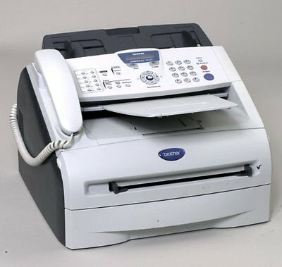 Brother Fax 2820 Laser Plain Paper Faxcopier