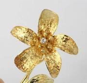 18ct Gold Brooch