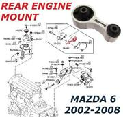 Mazda Engine Mount
