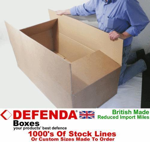 long cardboard boxes ebay. Black Bedroom Furniture Sets. Home Design Ideas
