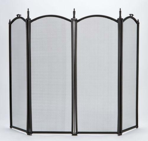 Decorative Fire Guard Screens Ebay
