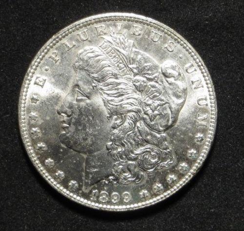 1899 P Morgan Dollar Ebay
