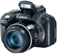 Canon Powershot SX50 HS Super Zoom HD photo and video