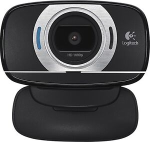 Webcam:  Logitech HD Webcam C615