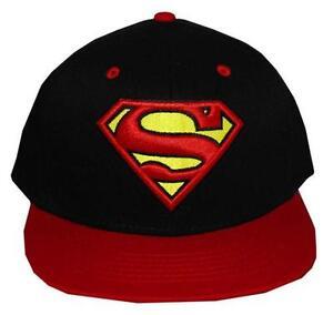 Superman Flat Bill Hats 3515d33a44d