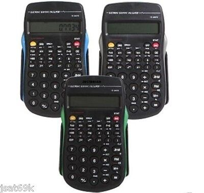 Brand New 10 Digit Scientific Calculator Home School Business Free Ship NY USA