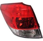 Subaru Tail Light